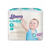 Изображение Libero Comfort №4 7-14 кг Подгузники 40шт