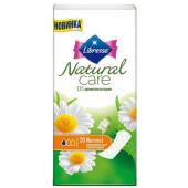Изображение Libresse Natural Care Normal Женские Гигиенические Прокладки на каждый день 20шт