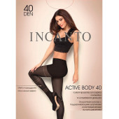 Изображение Incanto ActiveBody Колготки 2-S 40 den Naturel Телесный