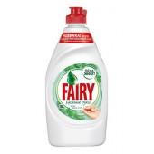 Изображение Fairy Нежные Руки Чайное Дерево И Мята Жидкость 450мл