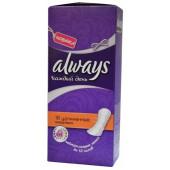 Изображение Always Удлиненные Женские Гигиенические Прокладки на каждый день 16шт