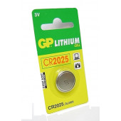 Изображение GP Lithium CR2025 Батарейка