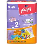 Изображение Bella Baby Happy Mini №2 3-6кг Подгузники 38шт