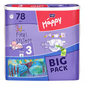 Изображение Bella Baby Happy Midi №3 5-9кг Подгузники 78шт