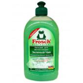 Изображение Frosch Зеленый Чай Бальзам Для Мытья Посуды 500 мл