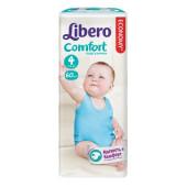 Изображение Libero Comfort №4 7-14 кг Подгузники 60шт