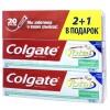 Изображение Colgate Total 12 Профессиональная Чистка Гель 100мл 2+1