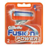 Изображение Gillette Fusion Power Сменные Кассеты для бритья 2шт