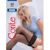 Изображение Conte Elegant Class Чулки 40 den 3/4 Nero