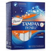 Изображение Tampax Super Plus Тампоны Женские Гигиенические с Аппликатором 18шт