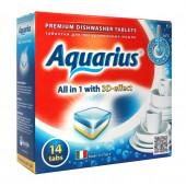 Изображение Aquarius Таблетки Для Посудомоечных Машин 14 шт