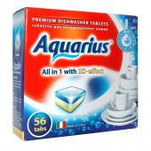 Изображение Aquarius Таблетки Для Посудомоечных Машин 56 шт