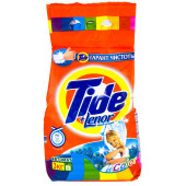 Изображение Tide Color Lenor Touch of Scent Порошок Автомат 3 кг