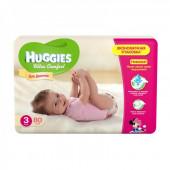 Изображение Huggies Ultra Comfort Подгузники Для Девочек №3 5-9 кг 80 шт