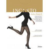 Изображение Incanto ActiveBody Колготки 5-XL 20 den Nero Черный