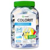 Изображение Colorit Таблетки Для Посудомоечных Машин 30 шт + 5  шт., В Подарок