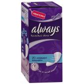 Изображение Always Normal Женские Гигиенические Прокладки на каждый день 20шт