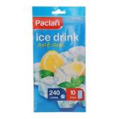 Изображение Paclan Пакеты Для Льда 10 пакетиков * 24 шт