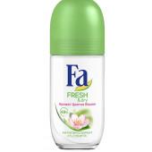 Изображение Fa Fresh&Dry Цветок Вишни  Антиперспирант Ролик 50  мл