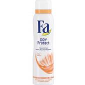 Изображение Fa Dry Protect Прикосновение Льна Антиперспирант Аэрозоль 150  мл