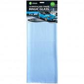 Изображение Magic Glass Салфетка Из Микрофибры Для Стекол Автомобиля 40 x 50 см