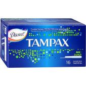 Изображение Tampax Super Тампоны Женские Гигиенические с Аппликатором 16шт