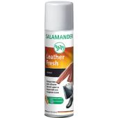 Изображение Salamander Leather Fresh 3в1 для Гладкой Кожи Черный Краска Аэрозоль 250мл