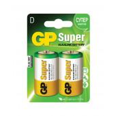 Изображение GP Super D Батарейка 2шт
