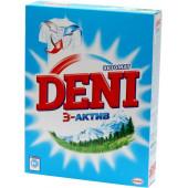 Изображение Deni 3-Актив Горная свежесть Порошок Автомат400 г