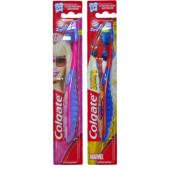 Изображение Colgate Smeiles детская Спайдермен 5+ Супермягкая Зубная Щетка