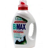 Изображение BiMax 100 Пятен  Гель-концентрат 1,5л