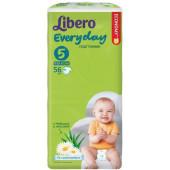 Изображение Libero Everyday №5 11-25 кг Подгузники 56шт