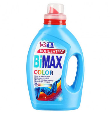 BiMax Color Гель-концентрат 1,5 л