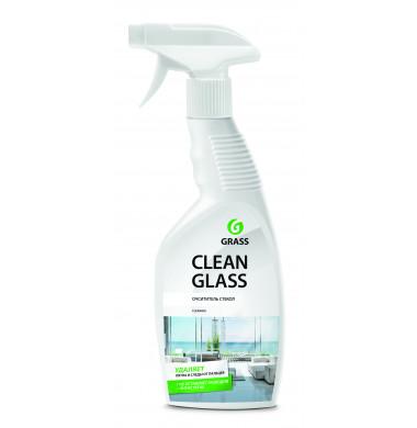 Clean Glass Очиститель Стекол и Зеркал 600 мл