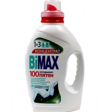 BiMax 100 Пятен  Гель-концентрат 1,5л